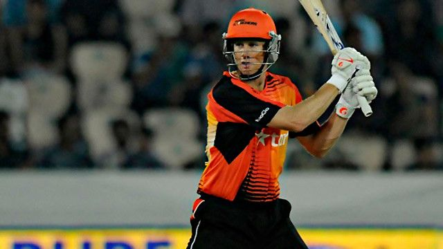 Perth Scorchers vs. Lahore Lions
