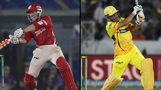 Kings XI Punjab vs. Chennai Super Kings (Semifinal #2)