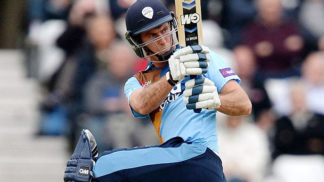 Derbyshire vs. Gloucestershire