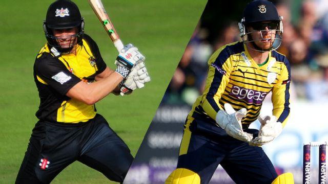 Gloucestershire vs. Hampshire