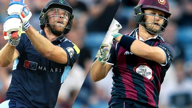 Yorkshire vs. Northamptonshire