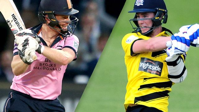 Middlesex vs. Gloucestershire