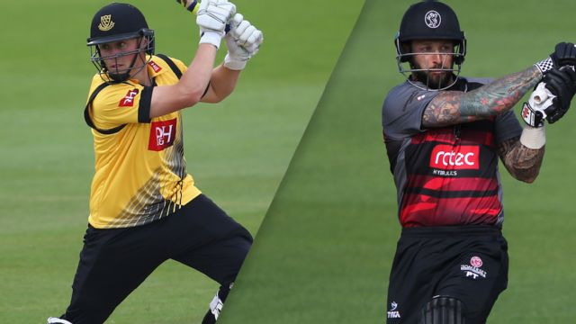 Sussex vs. Somerset
