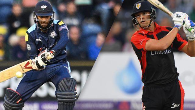 Durham vs. Yorkshire (Semifinals)