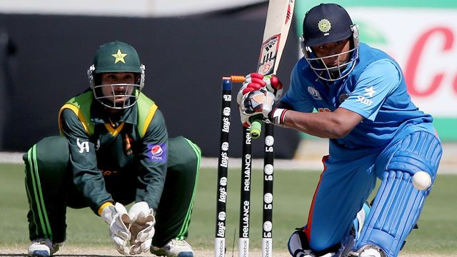 India vs. Pakistan