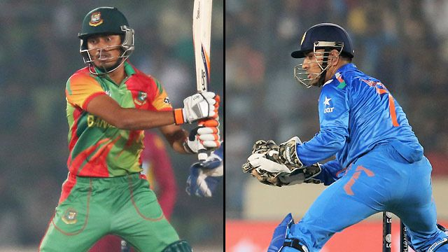 Bangladesh vs. India