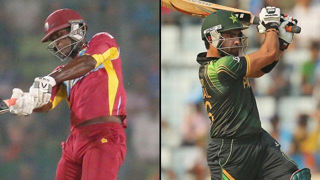 West Indies vs. Pakistan
