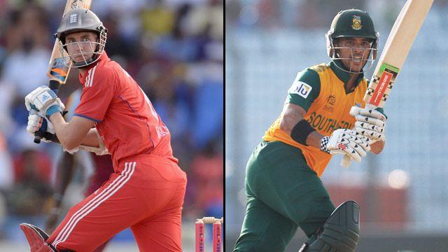 England vs. South Africa