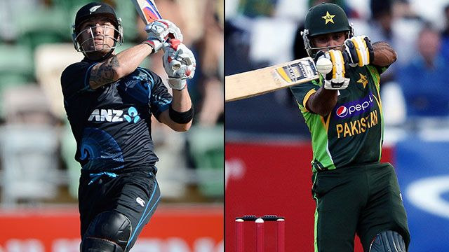 New Zealand vs. Pakistan
