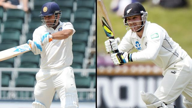 India vs. New Zealand (1st Test)