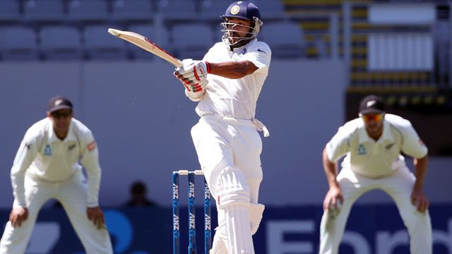 India vs. New Zealand (2nd Test)
