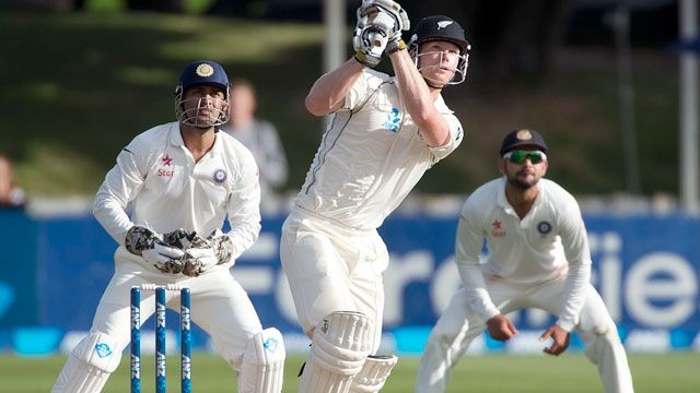 India vs. New Zealand (2nd Test)