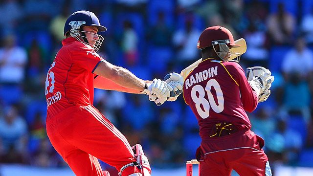 West Indies vs. England (2nd ODI)