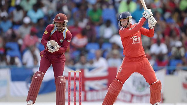 West Indies vs. England (3rd ODI)