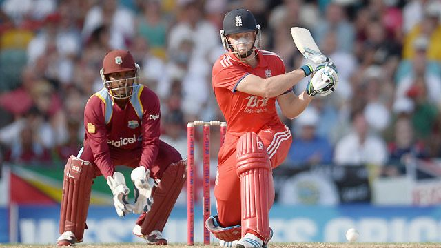 West Indies vs. England (2nd T20)