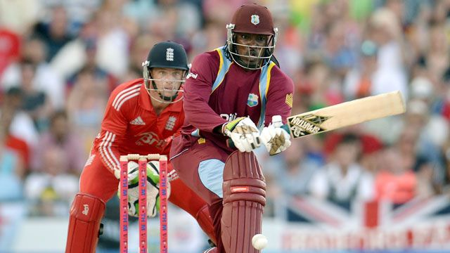 West Indies vs. England (3rd T20)