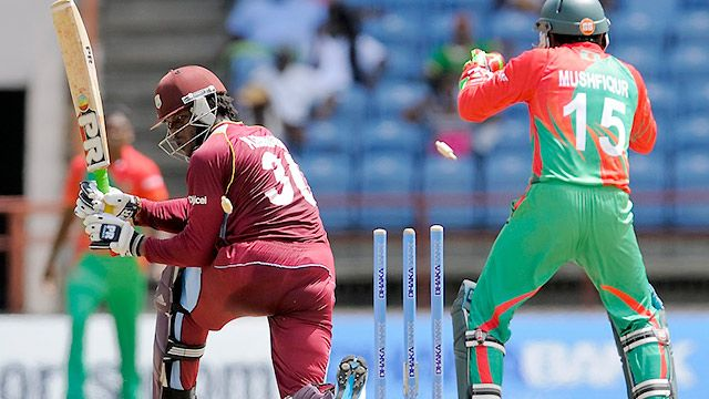 Bangladesh vs. West Indies (2nd ODI)