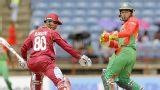 Bangladesh vs. West Indies (Twenty20 International)