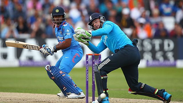 England vs. India (4th ODI)