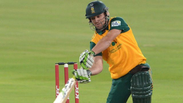New Zealand vs. South Africa (1st ODI)
