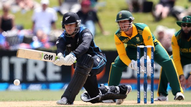New Zealand vs. South Africa (2nd ODI)