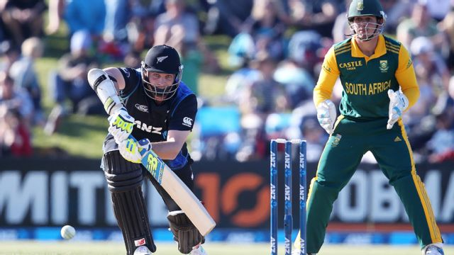 New Zealand vs. South Africa (3rd ODI)