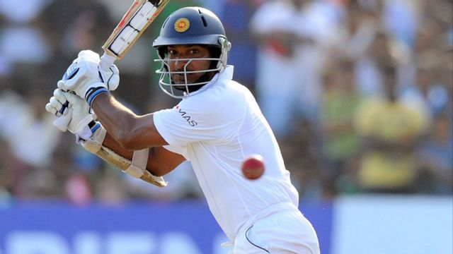 Sri Lanka vs. New Zealand (Test 1, Day 4)