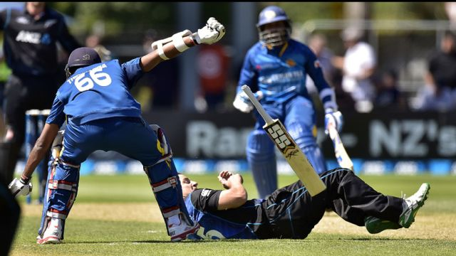 Sri Lanka vs. New Zealand (6th ODI)