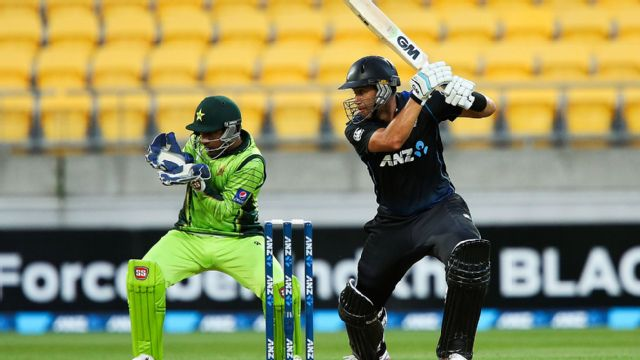 Pakistan vs. New Zealand (2nd ODI)