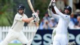 New Zealand vs. England (Test 1, Day 5)