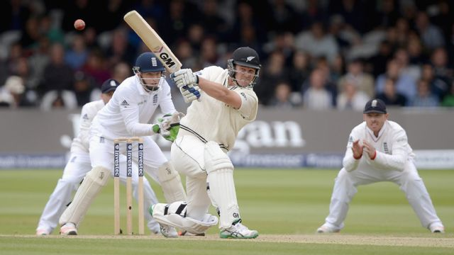 New Zealand vs. England (Test 2, Day 3)