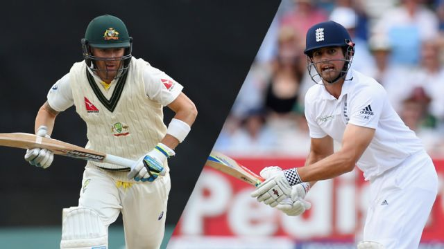 Australia vs. England (Test 3, Day 1)