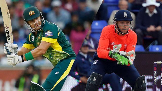 Australia vs. England (2nd ODI)