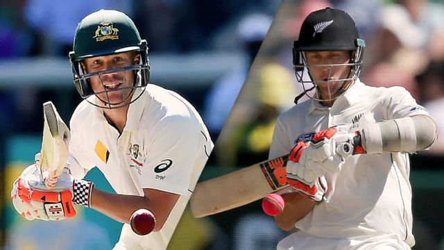 Australia vs. New Zealand (Test 1, Day 3)