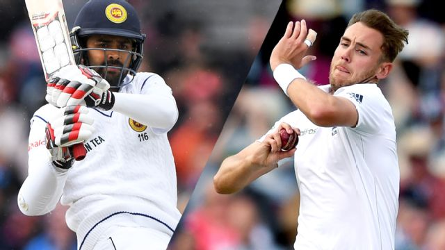 Sri Lanka vs. England (Test 2, Day 5)
