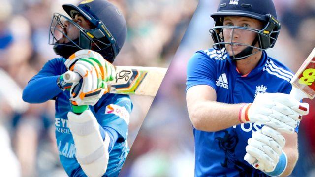 Sri Lanka vs. England (2nd ODI)