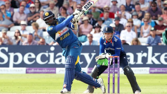 Sri Lanka vs. England (3rd ODI)
