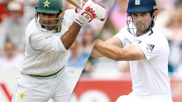 Pakistan vs. England (Test 2, Day 3)