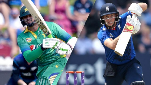 Pakistan vs. England (2nd ODI)