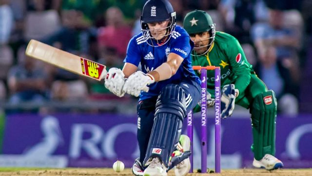 Pakistan vs. England (3rd ODI)