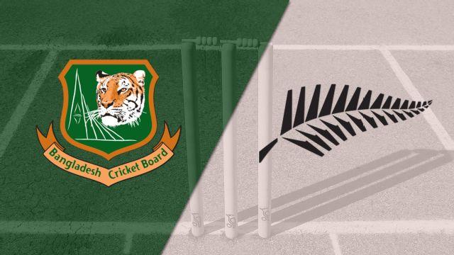 Bangladesh vs. New Zealand (1st Test- Day 5)