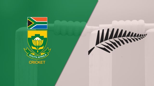 South Africa vs. New Zealand (1st ODI) (International Cricket)