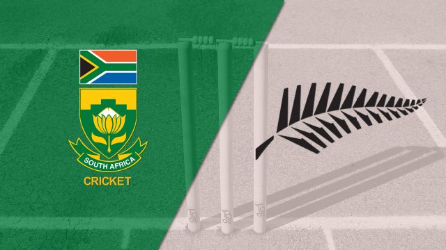 South Africa vs. New Zealand (2nd ODI) (International Cricket)