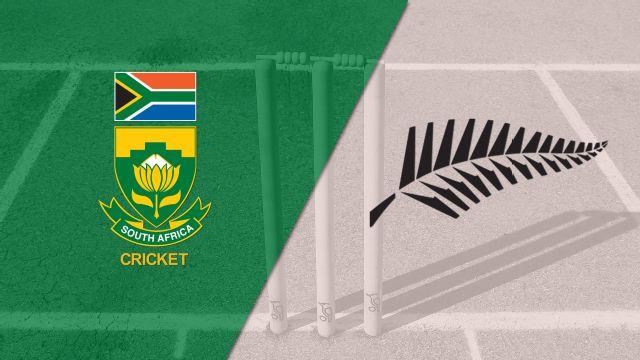 South Africa vs. New Zealand (5th ODI) (International Cricket)