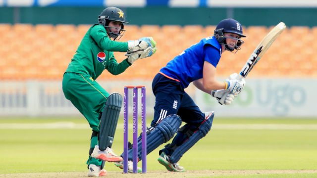 Pakistan vs. England (3rd ODI) (Women's Cricket)