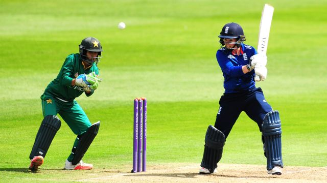 Pakistan vs. England (1st T20) (Women's Cricket)