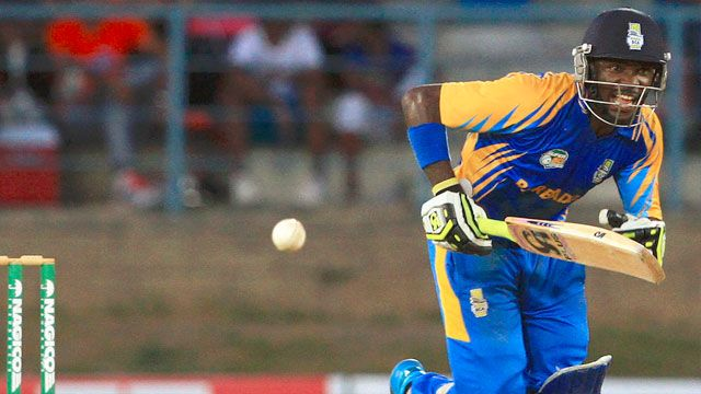 Barbados vs. Leeward Islands