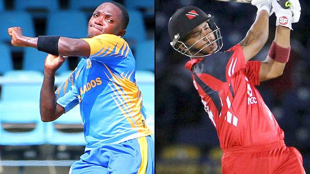 Barbados vs. Trinidad & Tobago (Final)