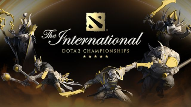 The International Dota 2 Championships (Main Event, Day 5)