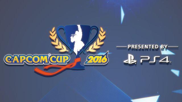 Capcom Cup Final
